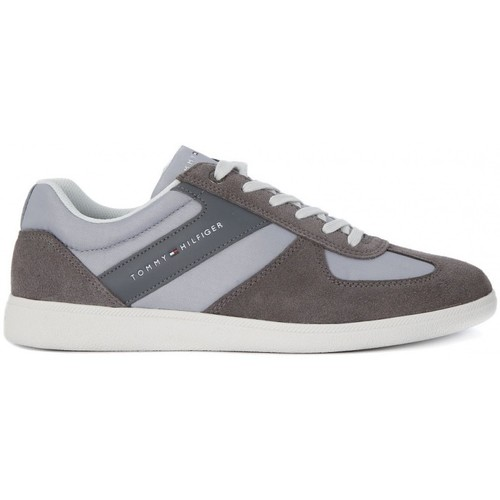 Shoes Men Low top trainers Tommy Hilfiger SANNY Grigio