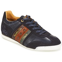 Shoes Men Low top trainers Pantofola d'Oro IMOLA UOMO LOW Blue