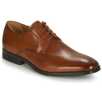 Shoes Men Derby Shoes Clarks GILMAN LACE Brown