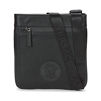 Bags Men Pouches / Clutches Versace Jeans ELOUI Black