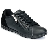 Shoes Men Low top trainers Versace Jeans DUGI Black