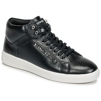 Shoes Men Hi top trainers Versace Jeans TERMI Black