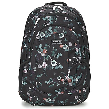 Bags Women Rucksacks Dakine GARDEN 20L Black / Multicoloured