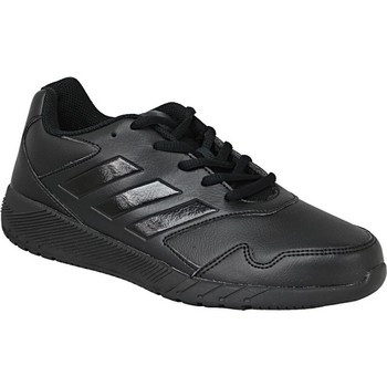 Shoes Children Low top trainers adidas Originals Altarun K Black