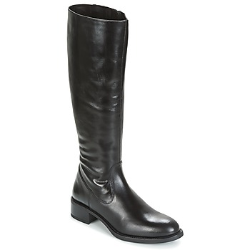 Shoes Women High boots Unisa EDUCA Black