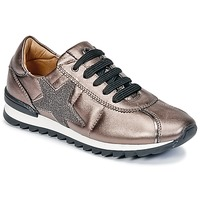 Shoes Girl Low top trainers Unisa DONYA Bronze