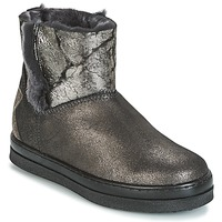 Shoes Girl Mid boots Unisa FIS Silver