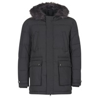 Clothing Men Duffel coats Calvin Klein Jeans OMORE Black