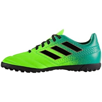 Shoes Children Shoes adidas Originals Ace 174 TF J Black-Green