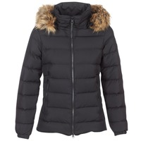 Clothing Women Duffel coats Aigle RIGDOWN SHORT Black