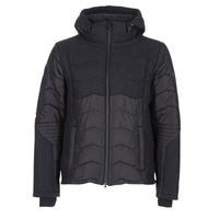 Clothing Men Duffel coats Emporio Armani EA7 MOUNTAIN M TECH JACKET Black