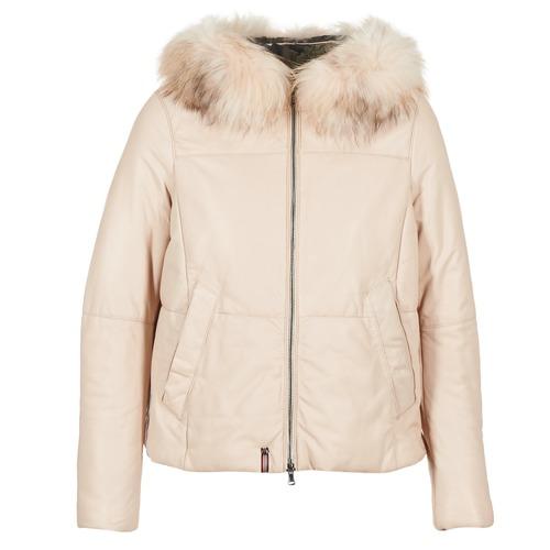 Clothing Women Duffel coats Oakwood 62479 Ivory