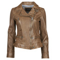 Clothing Women Leather jackets / Imitation leather Oakwood