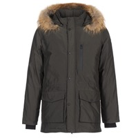 Clothing Men Parkas Oakwood 62426 Kaki
