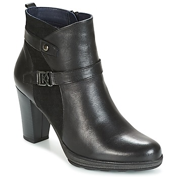 Shoes Women Ankle boots Dorking REINA Black