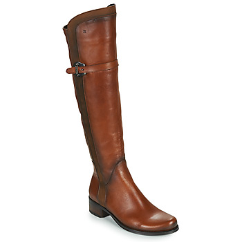 Shoes Women Thigh boots Dorking DULCE CAMEL