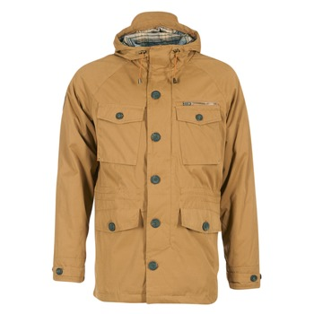 Clothing Men Parkas Oxbow VERNAG CAMEL