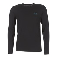 Clothing Men Long sleeved tee-shirts Oxbow TEITH Black