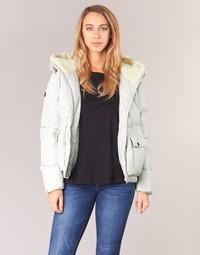 Clothing Women Duffel coats Oxbow VRACE Ivory