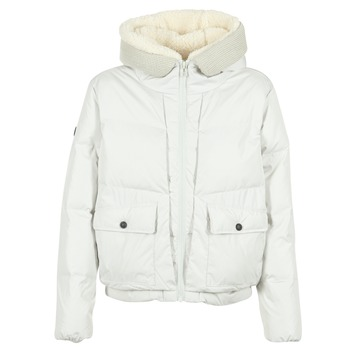 Clothing Women Duffel coats Oxbow VRACE Ivory