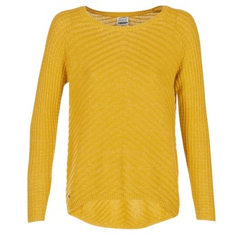 Clothing Women jumpers Oxbow PORTELLEN MUSTARD
