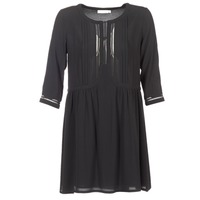 Clothing Women Short Dresses See U Soon PODI Black
