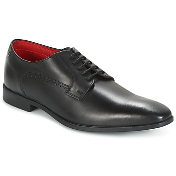 Shoes Men Brogues Base London PENNY Black