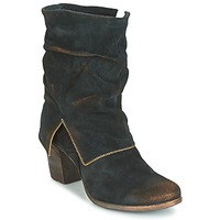 Shoes Women High boots Papucei JAYNA Black