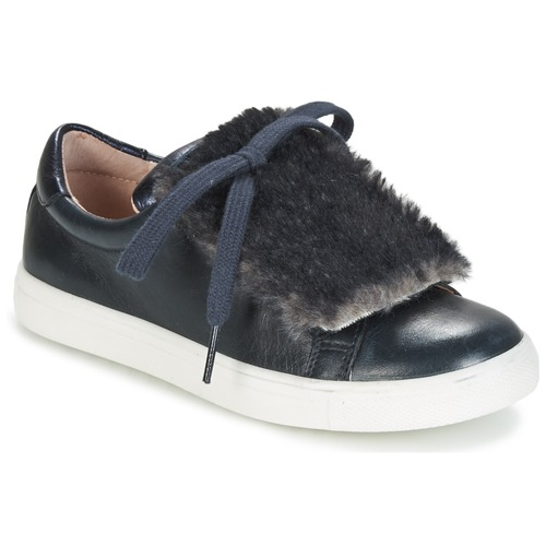 Shoes Girl Low top trainers Acebo's ALBA Marine
