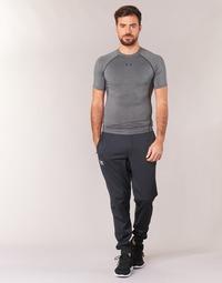 Clothing Men Tracksuit bottoms Under Armour SPORTSYLE JOGGER Black