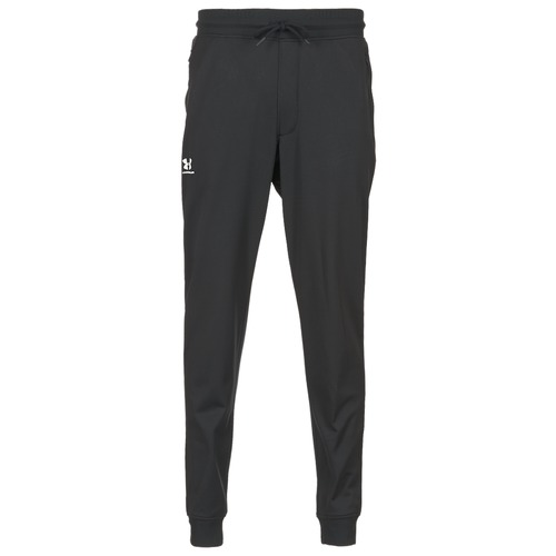 Clothing Men Tracksuit bottoms Under Armour SPORTSYLE JOGGER Black