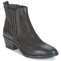 Shoes Women Ankle boots Mjus FRESNO STUDS Black