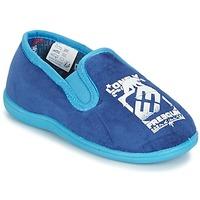 Shoes Boy Slippers Freegun FG NADAM Blue