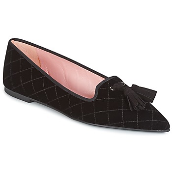 Shoes Women Flat shoes Pretty Ballerinas   black