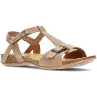 Shoes Women Sandals Interbios HEBILLA  SANDALS AFRODITE 4462 BEIGE