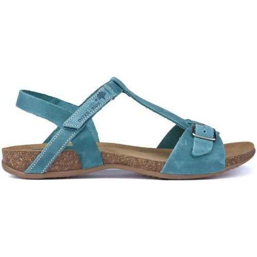 Shoes Women Sandals Interbios SANDALS AFRODITE JEANS