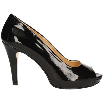 Shoes Women Heels Grace Shoes 9815 Decolletè Women Black Black
