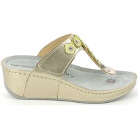 Shoes Women Sandals Grunland CI1246 Sandals Women Gold Gold