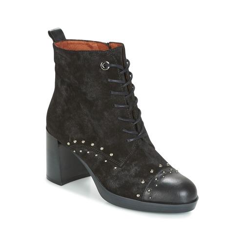 Shoes Women Ankle boots Hispanitas DREW 17 Black