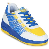Shoes Children Low top trainers BEPPI LOVINO Yellow / Blue