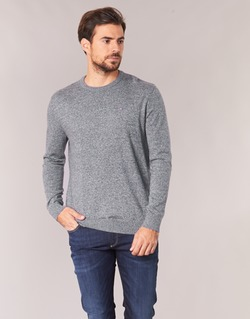 Clothing Men jumpers Tommy Jeans THDM BASIC CN SWEATER 11 Grey