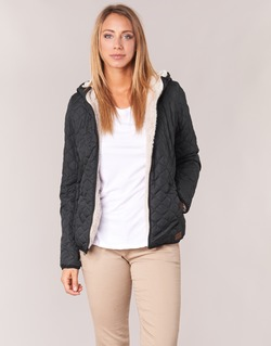 Clothing Women Duffel coats Rip Curl SKOG JACKET Black