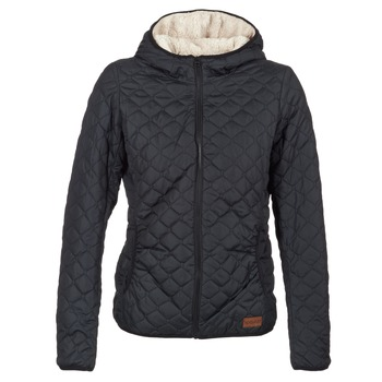 Clothing Women Duffel coats Rip Curl SKOG JACKET Black