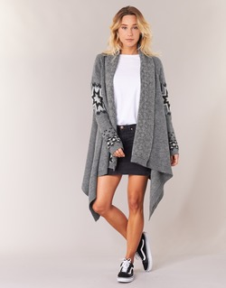 Clothing Women Jackets / Cardigans Rip Curl NEMAIAH SWEATER Grey