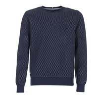 Clothing Men jumpers Tommy Hilfiger TOM PATTERN C-NK L/S VF MARINE