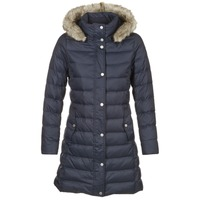 Clothing Women Duffel coats Tommy Hilfiger TYRA DOWN COAT Marine