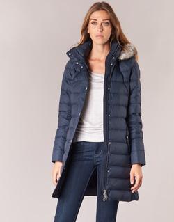 Clothing Women Duffel coats Tommy Hilfiger TYRA DOWN COAT Marine