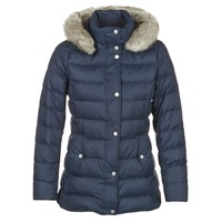 Clothing Women Duffel coats Tommy Hilfiger TYRA DOWN JKT MARINE