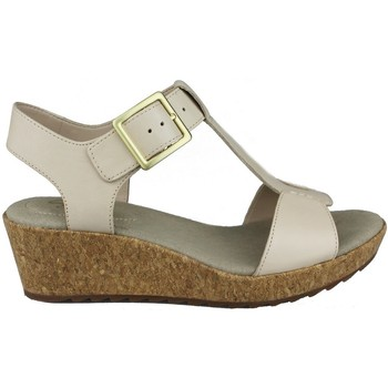 Shoes Women Sandals Clarks KAMARA KIKI BEIGE