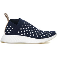 Shoes Women Trainers adidas Originals NMD CS2 Primeknit pois Blue